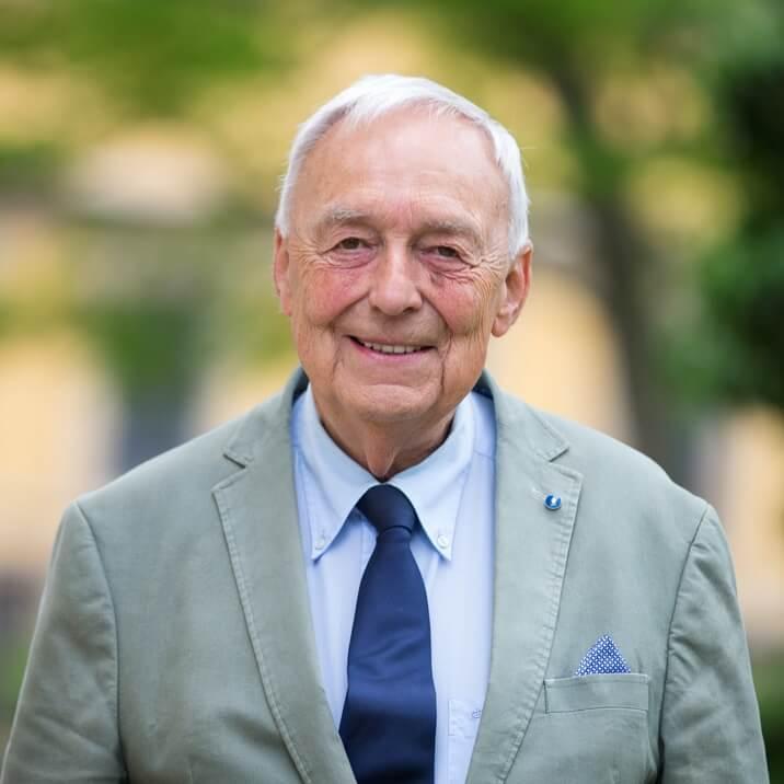Dozent - Hans-Hermann Ehrat