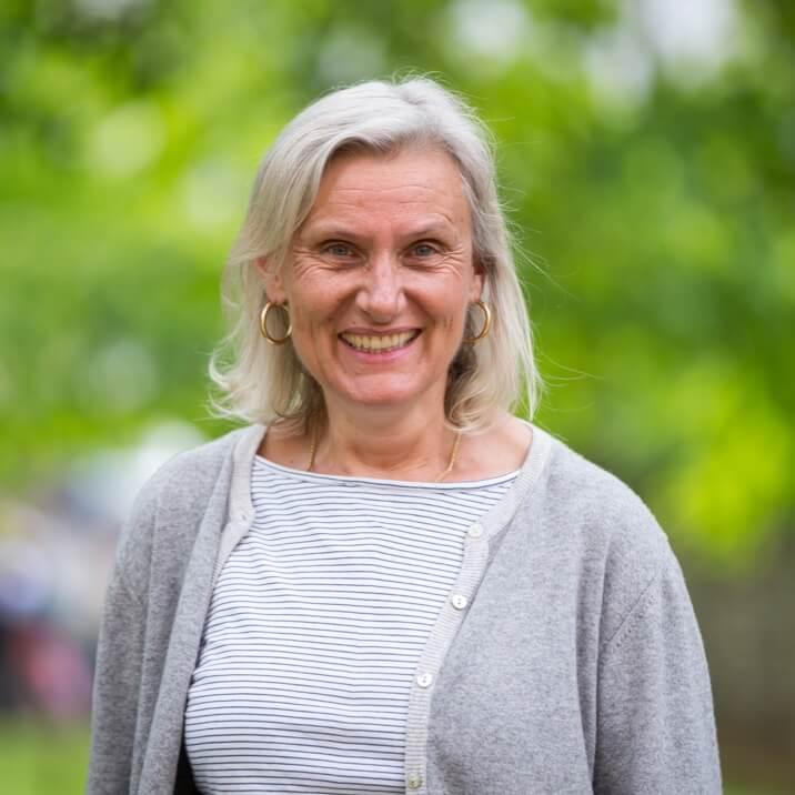 Idiolektik Dozentin - Marianne Kleiner