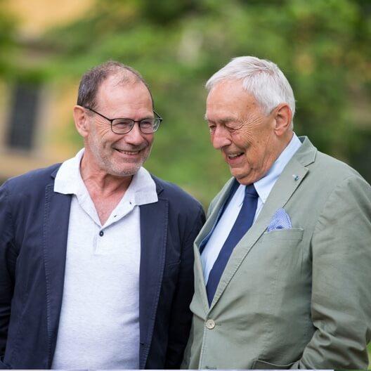 Dr. med. Hans Hermann Ehrat, Dr. med. Dipl. Psych. Horst Poi